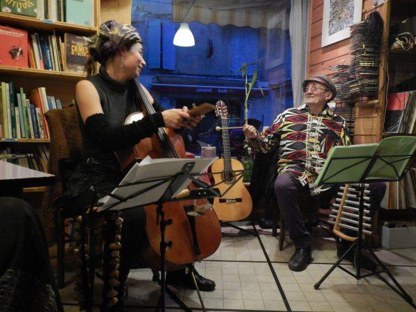 Faustine et Charlou St Affrique fevrier 2017
